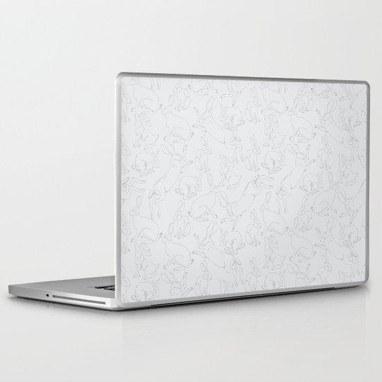 Hares Laptop & iPad Skin