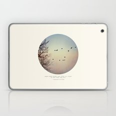 Caged Birds Laptop & iPad Skin