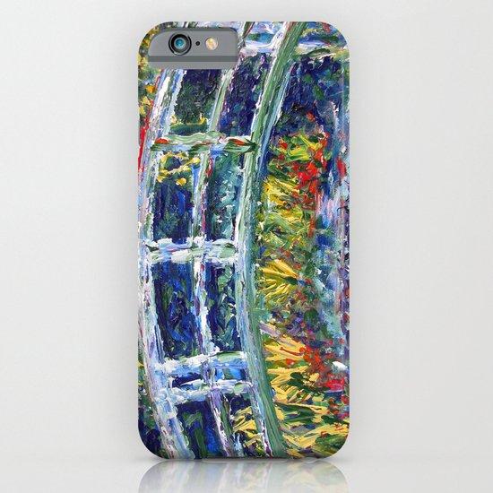 Monet Interpretation iPhone & iPod Case