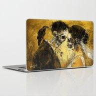 Laptop & iPad Skin featuring 'Til Death Do Us Part by Fresh Doodle - JP Va…