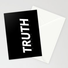 Inverse Truth Stationery Cards
