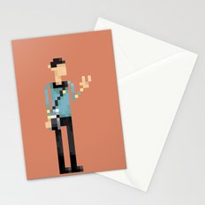 Live Long & Prosper Stationery Cards
