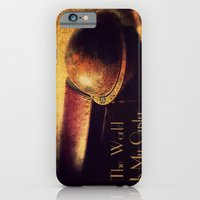 iPhone & iPod Case featuring The world is my oyster by Armine Nersisian
