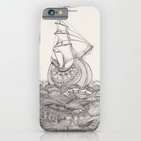 On The Sea iPhone 6 Slim Case
