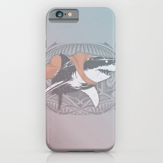 Fearless Creature: Whitey iPhone & iPod Case