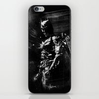 Splash of Darkness. iPhone & iPod Skin