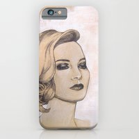 iPhone & iPod Case featuring Valentine by Christine Lindstrom