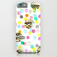 iPhone & iPod Case featuring Party Dot by Aaryn West