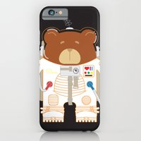 Oso Cosmonauta (Cosmonau… iPhone 6 Slim Case