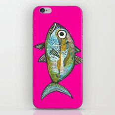 Pescefonico iPhone & iPod Skin