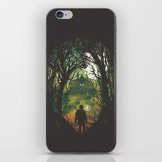 It's Dangerous To Go Alo… iPhone & iPod Skin