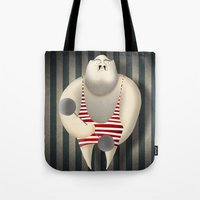 Mr Strong Tote Bag
