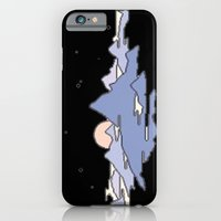 MOUNTAINS IN THE SKY iPhone 6 Slim Case