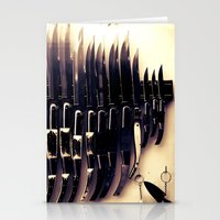 Blade Stationery Cards
