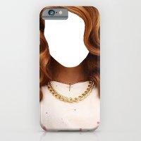 Lana Del Face iPhone 6 Slim Case