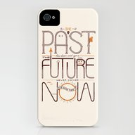 The Only Time Is Now iPhone (4, 4s) Slim Case