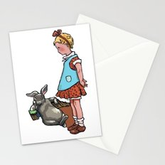Did You Eat the Last Cupcake? Stationery Cards
