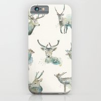 iPhone & iPod Case featuring Deer Study by Trisha Thompson Adams