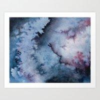 Nebula 1 Art Print