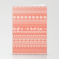 Coral-Licious Stationery Cards