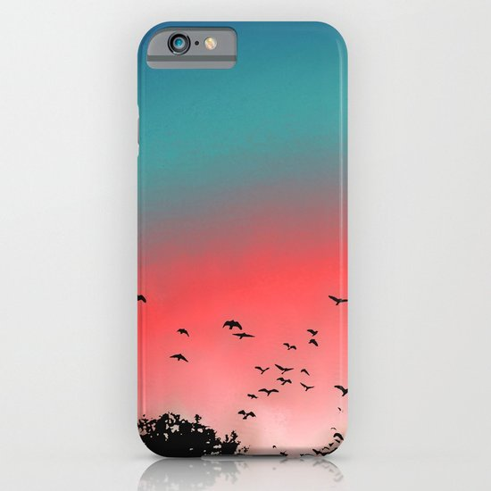 Birds Flying High iPhone & iPod Case