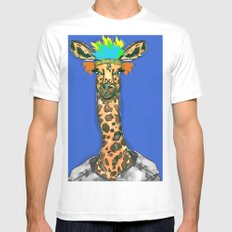 This is Carnaval. SMALL White Mens Fitted Tee
