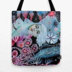 Minkie  Tote Bag