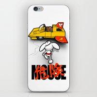 Danger-kira Mouse iPhone & iPod Skin