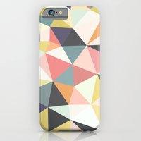 iPhone & iPod Case featuring Deco Tris by Beth Thompson