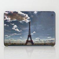 Paris iPad Case