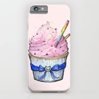 iPhone & iPod Case featuring Cupcake by Olechka