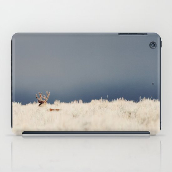 AGAINST THE FOG iPad Case