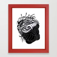 Colony Framed Art Print