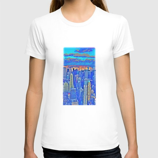 New York Blues T-shirt
