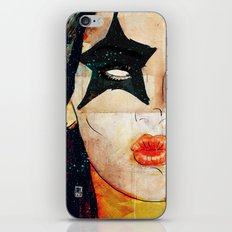 Kiss/Paul Stanley/Starchild/C'mon and Love Me iPhone & iPod Skin