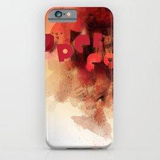 freud's superego iPhone 6 Slim Case