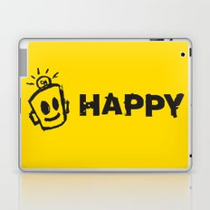 HAPPY  Laptop & iPad Skin