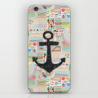Anchor iPhone & iPod Skin