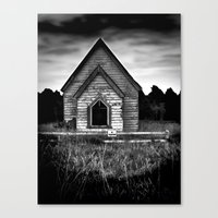 No Trespassing! Canvas Print