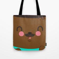 Bear Dad Tote Bag