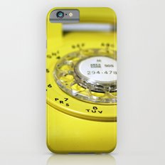 Here's  my number, call me Baby ! iPhone 6 Slim Case
