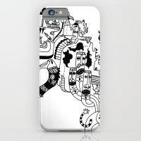 iPhone & iPod Case featuring CUBA by gabriel