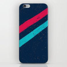 STREET SLANG / Stripes 3 iPhone & iPod Skin