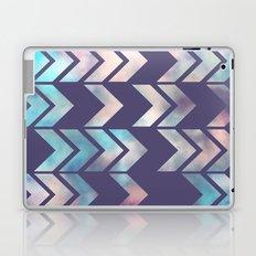 Chevron Dream 2 (Plum) Laptop & iPad Skin