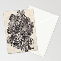 Untitled Vomit Stationery Cards