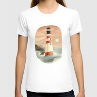 whale T-shirts featuring Whale by Seaside Spirit