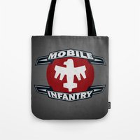 STARSHIP TROOPERS! Tote Bag