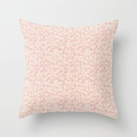 A Plethora Of Relaxed Ha… Throw Pillow