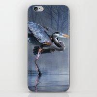 Leaving The lake iPhone & iPod Skin