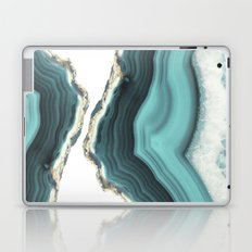 Sea Agate Laptop & iPad Skin